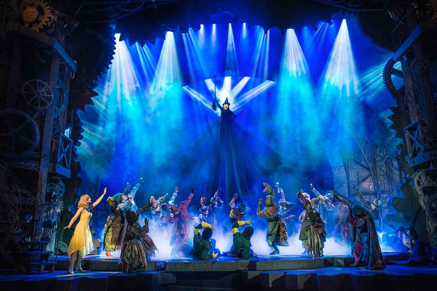 Lighting In Musicals Cpa Theatricals Inc