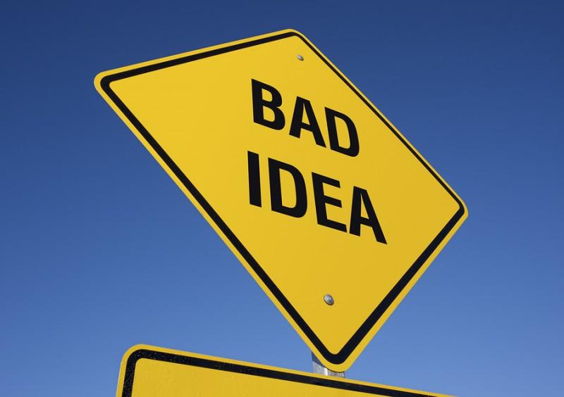 Bad-Idea-Road-Sign